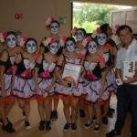 Concurso de baile moderno. Colegio Lizardi. Bachillerato. Veracruz