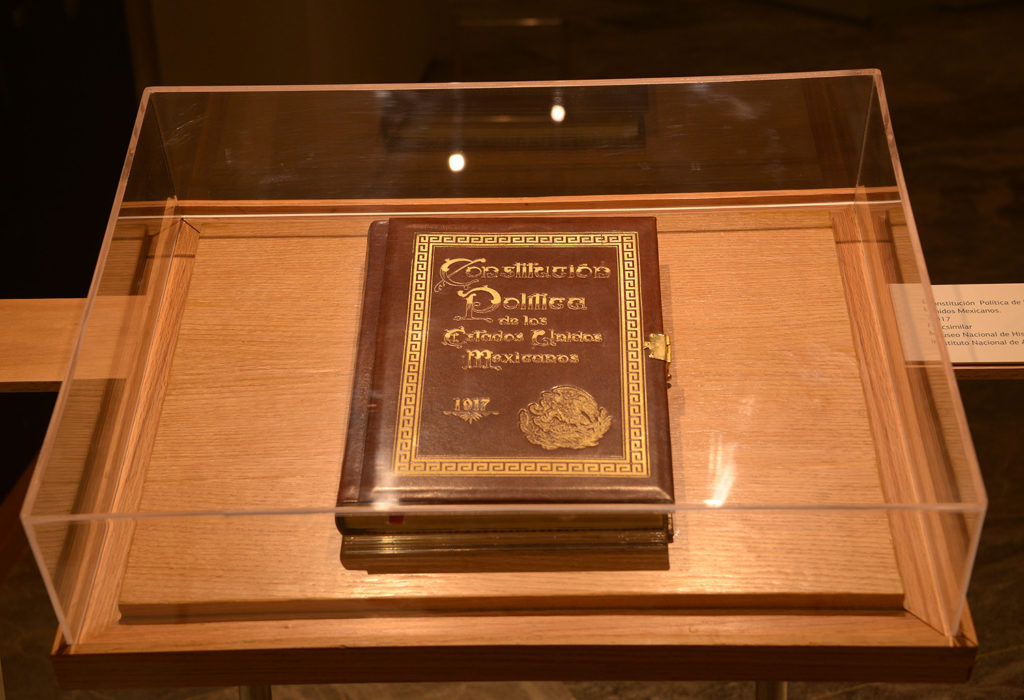 Constitución del 5 de febrero de 1917